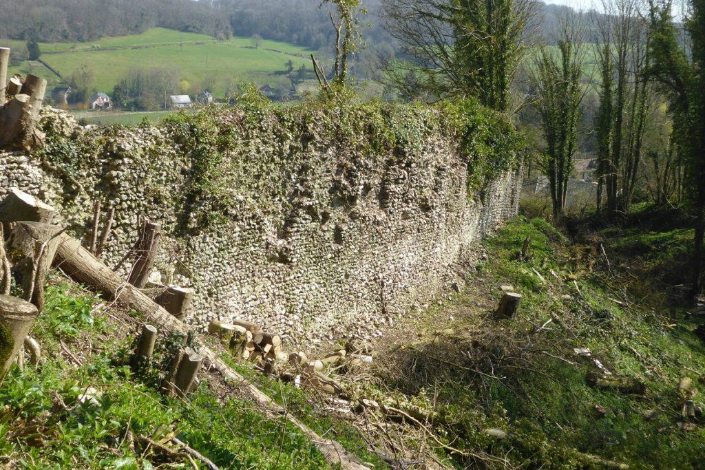 château fort de Bellencombre